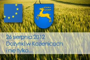 Dożynki Kozienice 2012